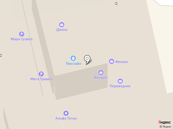 РосПромОбувь на карте Иваново