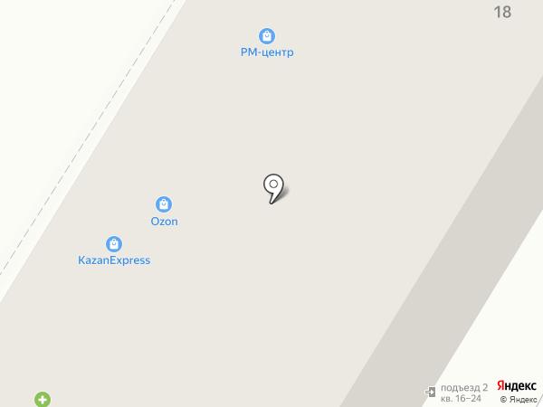 Теплолюкс на карте Иваново