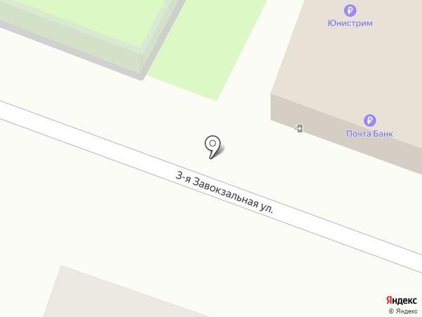 Почтовое отделение №30 на карте Иваново