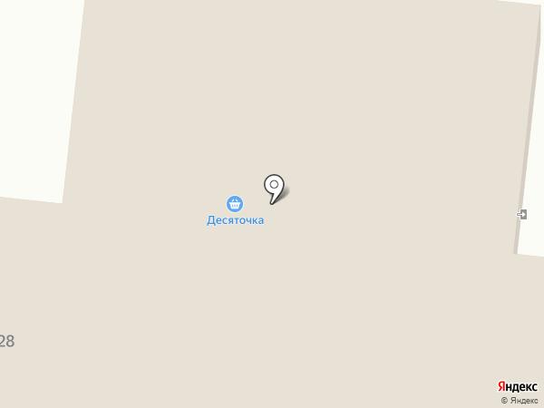 ОбедКомплекс на карте Костромы