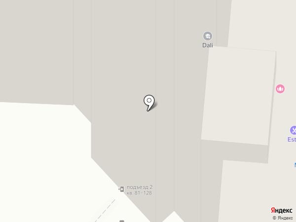 Ногтевая студия на карте Иваново