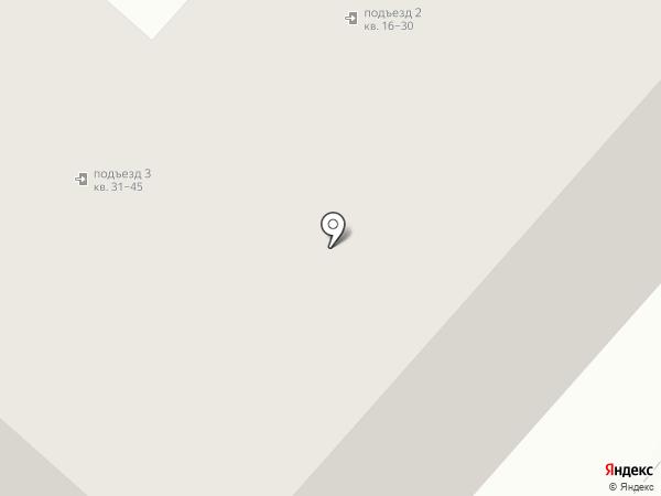 Лекос на карте Иваново