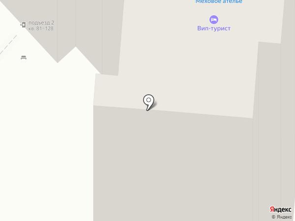 VipТурист на карте Иваново
