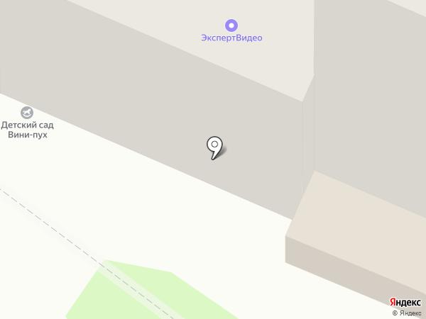 Мир тепла на карте Иваново