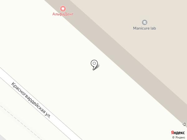 Ёрш на карте Иваново