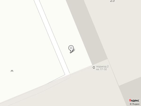 Артекстиль на карте Иваново