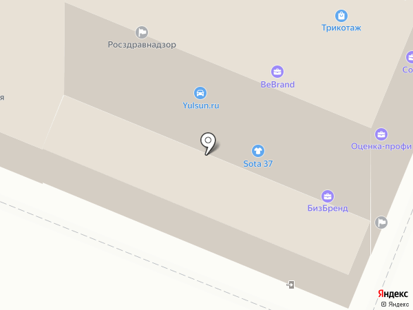 Сова-М на карте Иваново