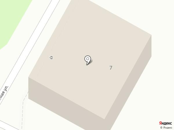 Кристина на карте Иваново