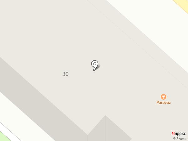 Малиновка на карте Иваново