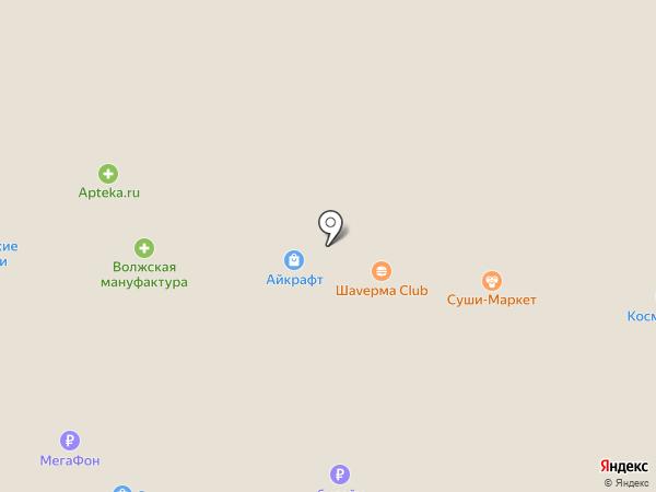 Хадар на карте Иваново