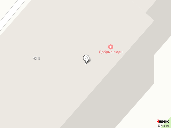 Купец на карте Иваново