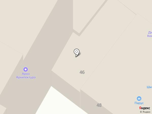 Оригинальные автомасла на карте Иваново