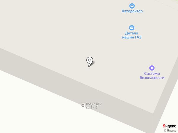 Инвестстройпроект на карте Иваново