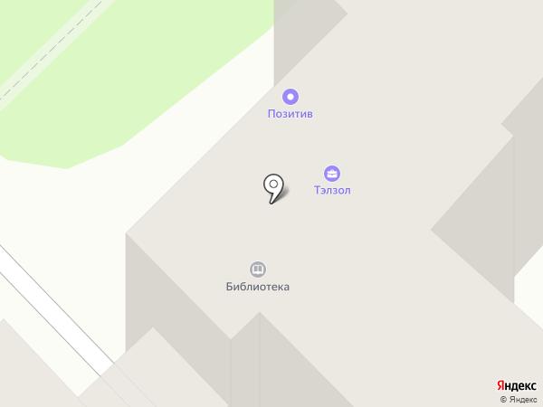 Библиотека на карте Иваново