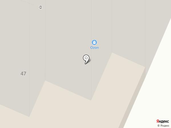 Почтовое отделение №12 на карте Иваново