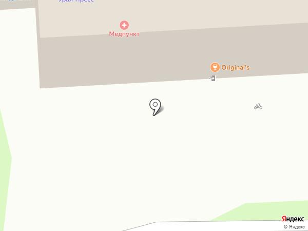 Original`s на карте Иваново