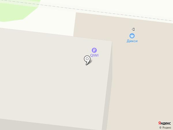 Дикси на карте Иваново