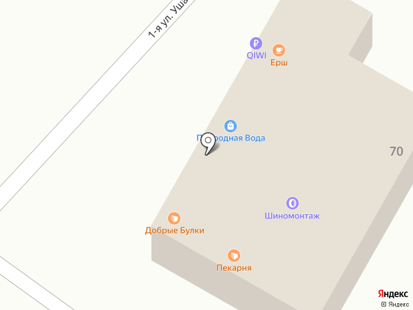 Родничок на карте Иваново