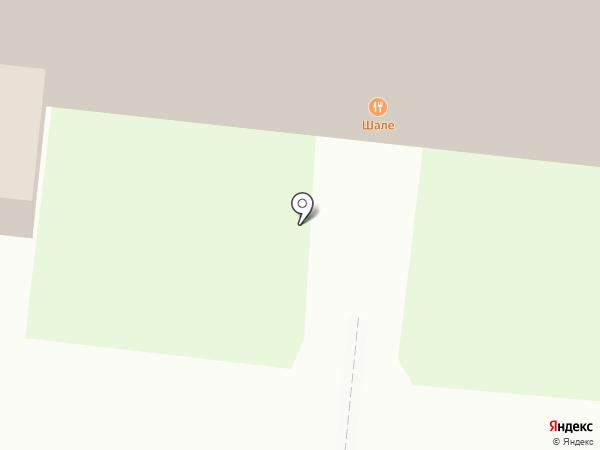 Шале на карте Иваново