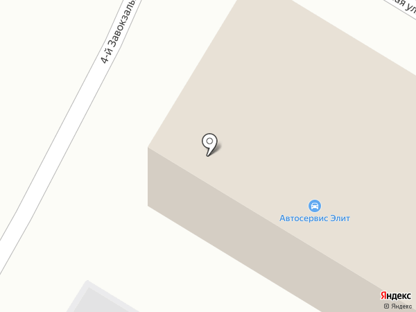 Элит на карте Иваново