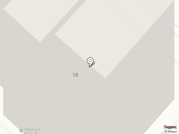 Авиена на карте Иваново