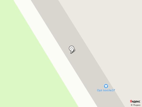 Ш.е.Ф. на карте Иваново