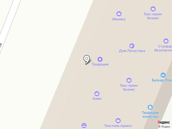 База-К на карте Иваново