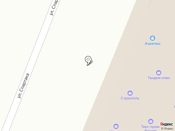 Упакмастер на карте Иваново