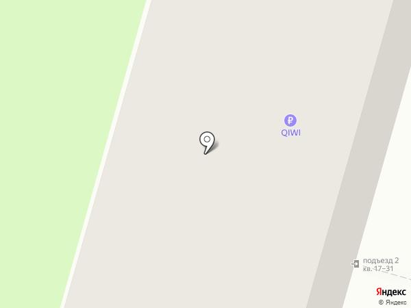 УАЗик на карте Иваново