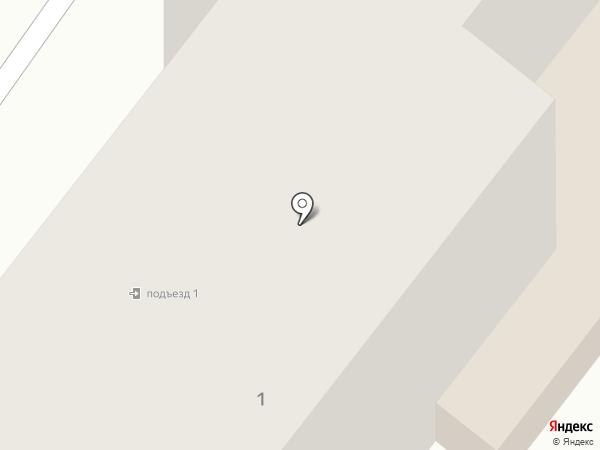 Камень Град на карте Костромы