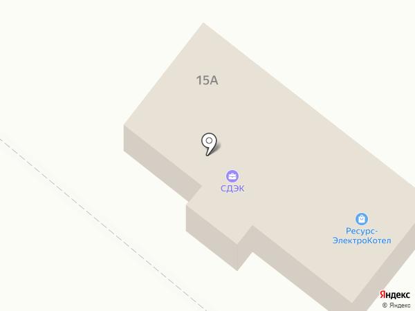 Люкс на карте Костромы