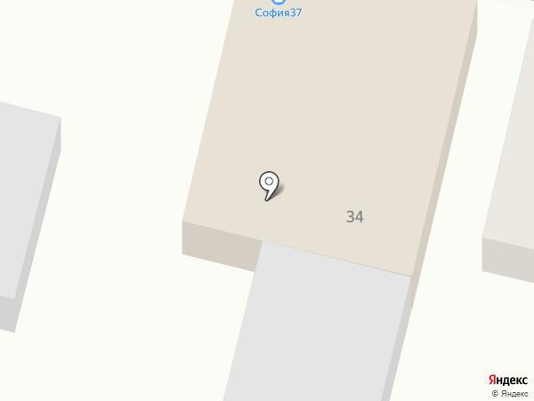 Footwork на карте Иваново