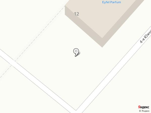 Магазин автозапчастей на карте Иваново