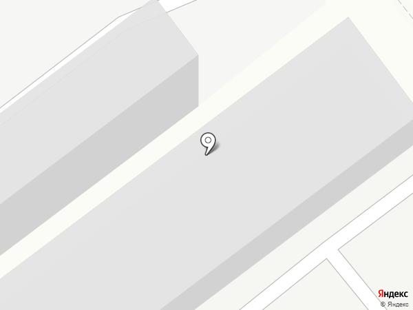 Автостоянка на ул. Шубиных на карте Иваново