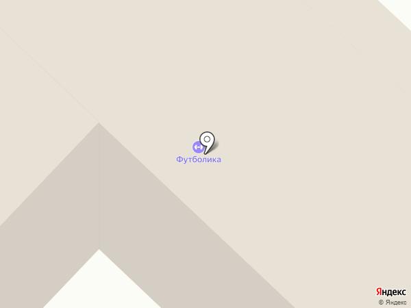 Батель на карте Иваново
