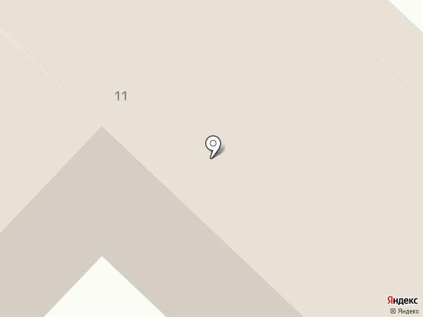 Родис на карте Иваново