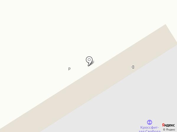 Maxima на карте Костромы