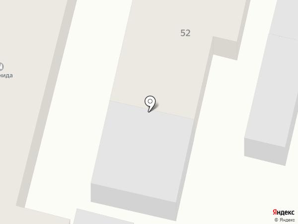 Дианида на карте Иваново