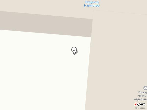 Навигатор на карте Костромы