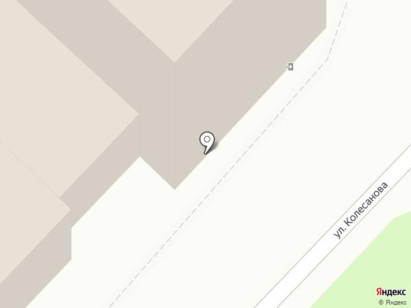 Футболика Иваново на карте Иваново