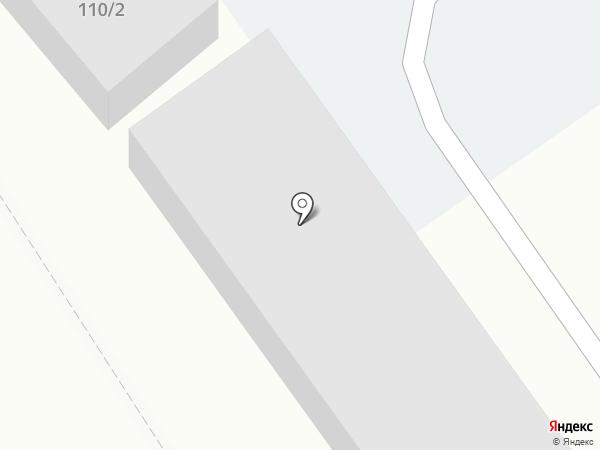 Подкова на карте Костромы