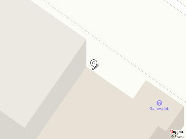 Компьютерный игровой клуб на карте Костромы
