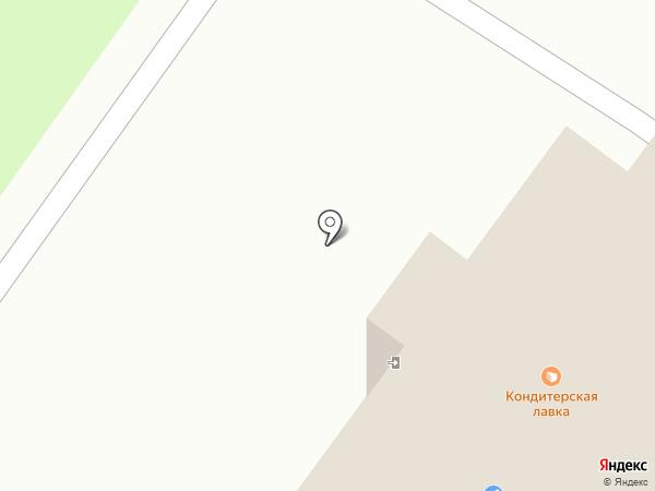 Коровки на карте Костромы