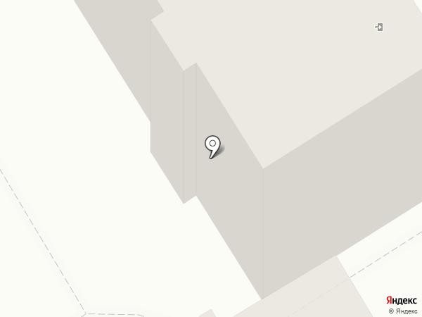 Поселок Новый, ТСЖ на карте Костромы