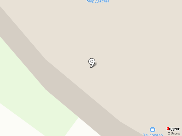 АЙТИСЕРВИС на карте Костромы
