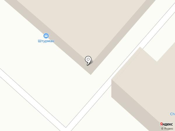 Сеть магазинов строительных материалов на карте Иваново