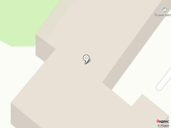Текстиль Сервис на карте Иваново