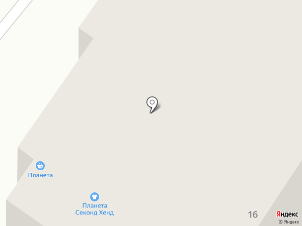 Гриль-Дональдс на карте Костромы
