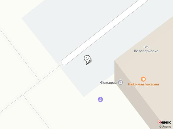 Элегант на карте Иваново
