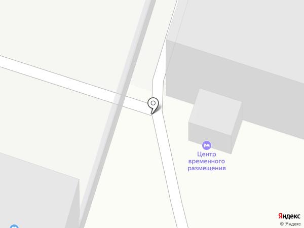 Центр временного размещения на карте Иваново